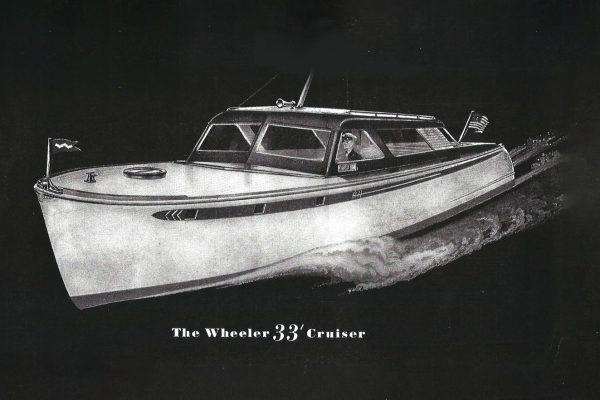 Wheeler 33' Cruiser