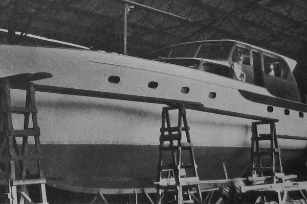 1955 Wheeler Yacht