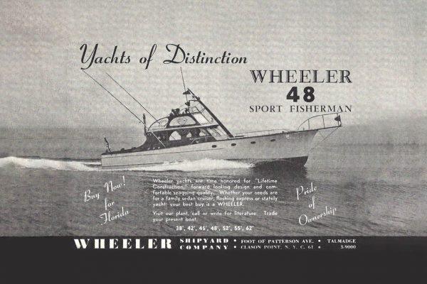 Wheeler 48' Sport Fisherman
