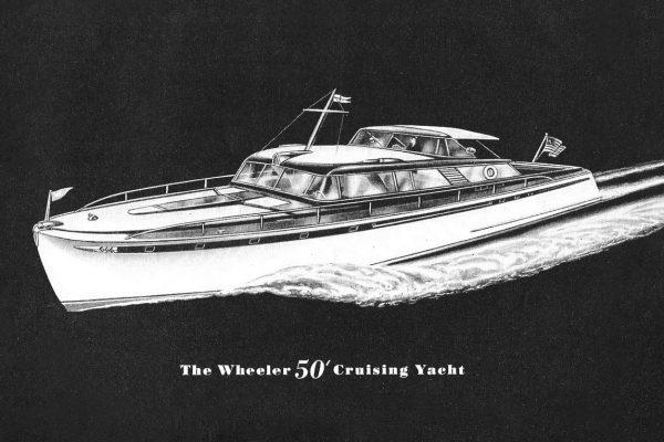 The Wheeler 50' Cruising Yacht