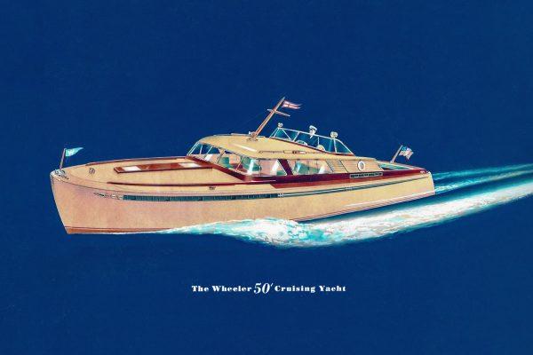 Wheeler 50' Cruising Yacht