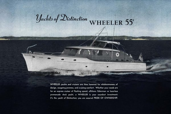Wheeler 55' - Yachts of Distinction