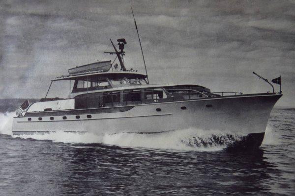 65' Promenade Deck Yacht