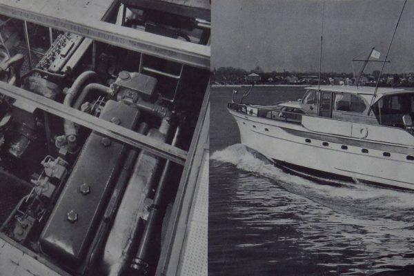 56' Promenade Deck Yacht w/ Cockpit