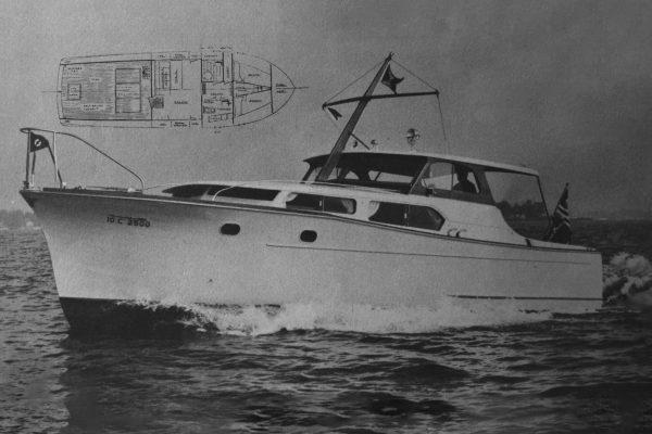 38' Express Cruiser