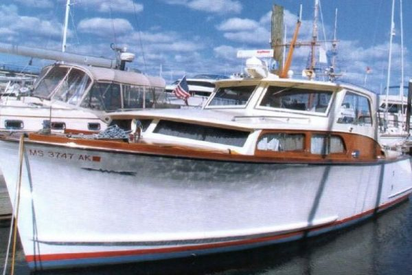 1959 Wheeler 34' Playmate